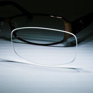 high index 167 progressive lens